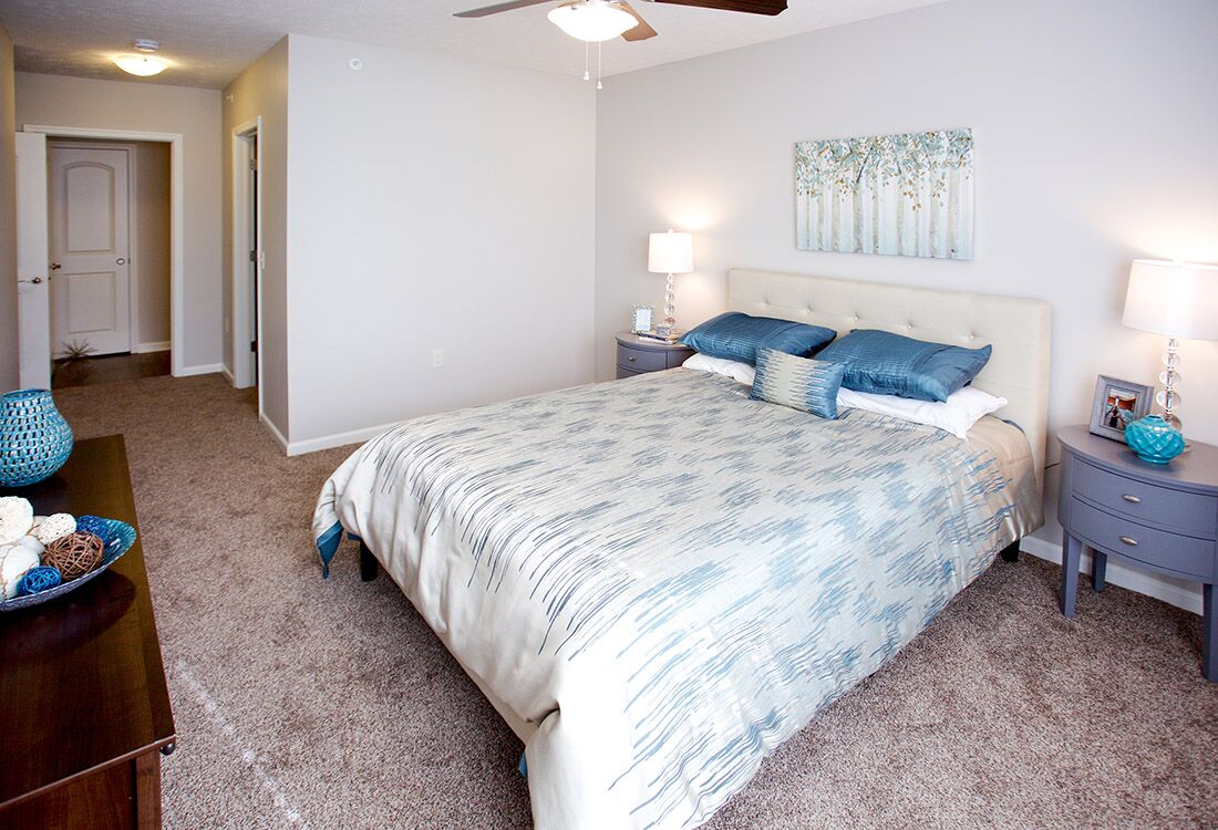1-Bedroom Apartments for Rent at Chateau at Hillsborough Apartments in Omaha, NE