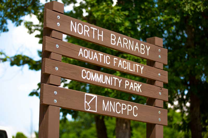 North Barnaby Splash Park is 5 minutes from Chestnut Hill Apartments