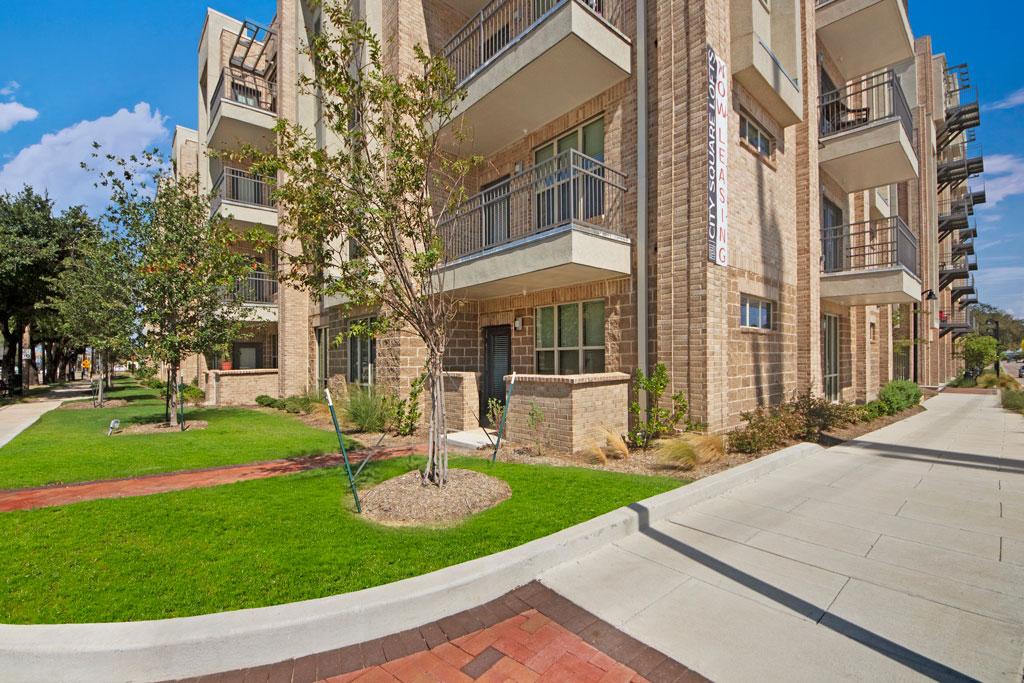 Exterior View at City Square Lofts Apartments in Garland, TX