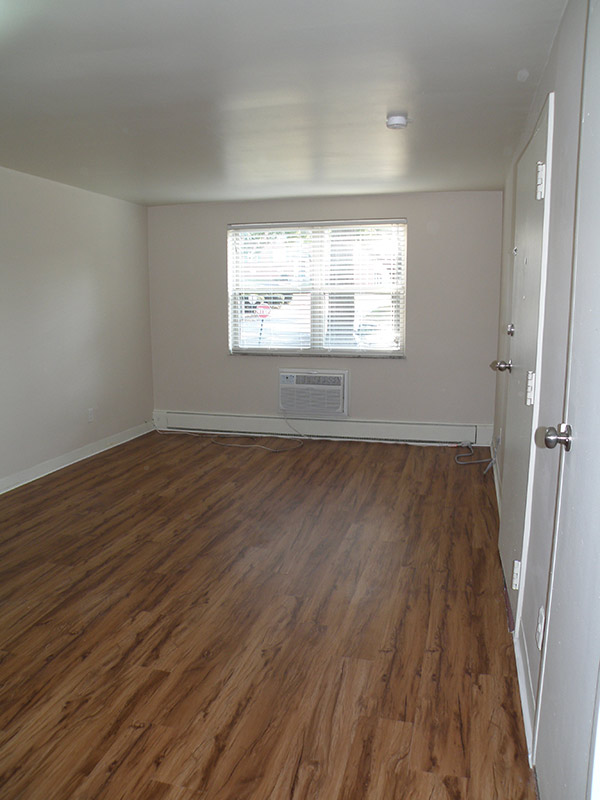 Unit Bedroom at Cloverleaf Village Apartments in Pittsburgh, PA