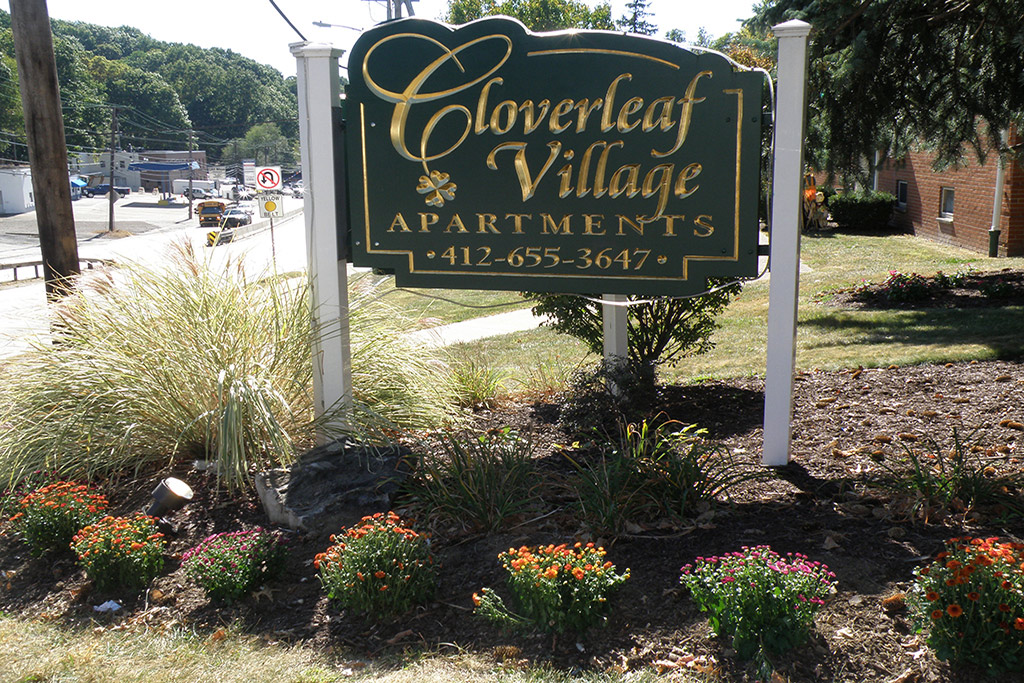 Apartments for Rent at Cloverleaf Village Apartments in Pittsburgh, PA