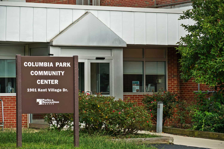 1 Block to Columbia Park Community Center in Landover, MD