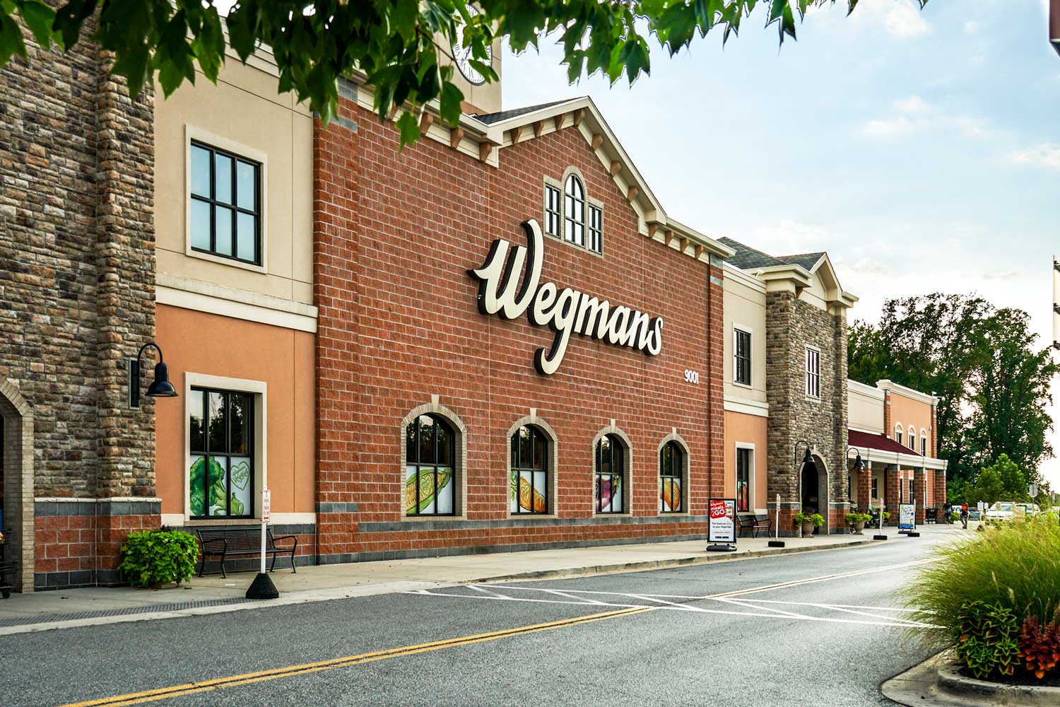 Wegmans is 10 minutes from Columbia Park Apartments in Landover, MD