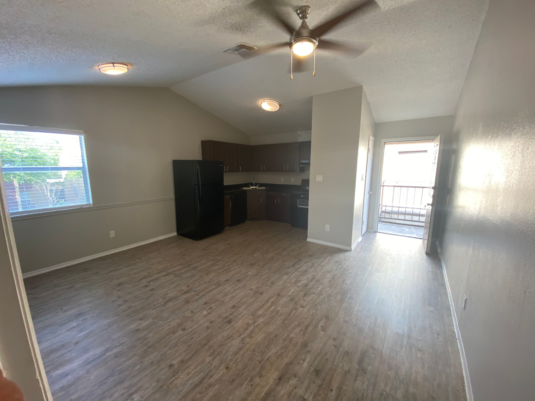 Spacious Floor Plan  at Cornerstorne Apartments in San Antonio, TX