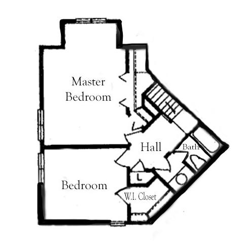 Cornhill Townhouse and Garden Apartments - Floorplan - Townhouse