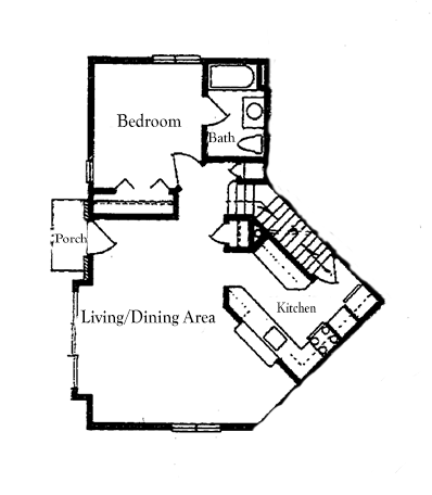 Floorplan - Townhouse  image