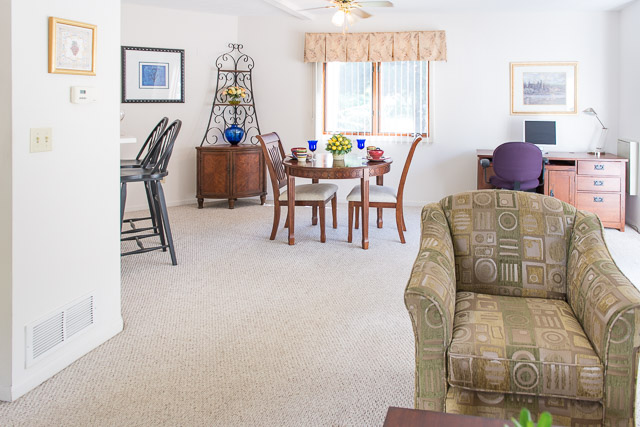 Pet-Friendly Apartments at Cornhill Townhouse and Garden Apartments in Rochester, New York