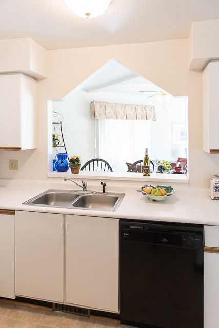 Dishwasher at Cornhill Townhouse and Garden Apartments in Rochester, New York
