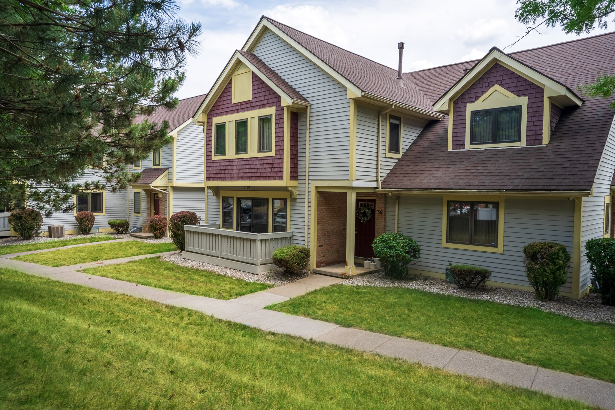 Rochester Affordable Apartments at Corn Hill Townhouses & Apartments in Rochester, New York