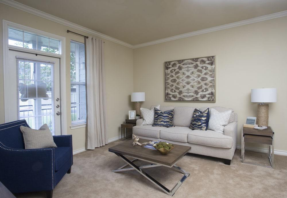 Spacious Floor Plans at Country Club Pointe Apartments Homes in Lake Charles, LA