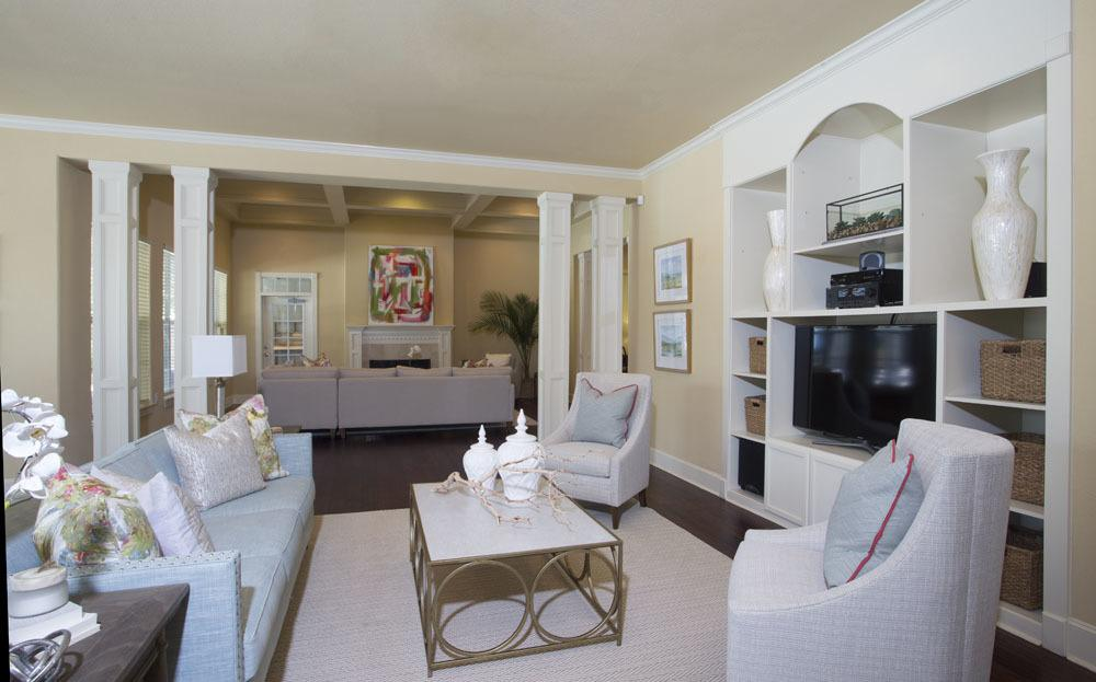 Neutral Color Scheme at Country Club Pointe Apartments Homes in Lake Charles, LA