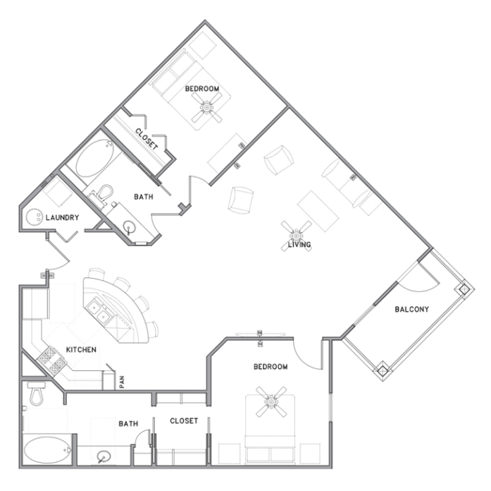 The Reserve at Couret Farms - Floorplan - B7