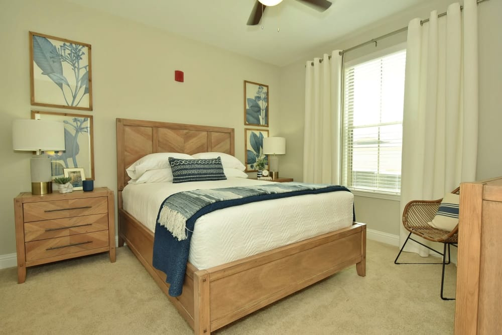 Two and Three Bedroom Apartments at The Reserve at Couret Farms Apartments in Lafayette, LA