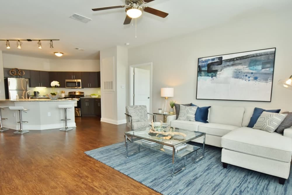 Spacious Floor Plans at The Reserve at Couret Farms Apartments in Lafayette, LA