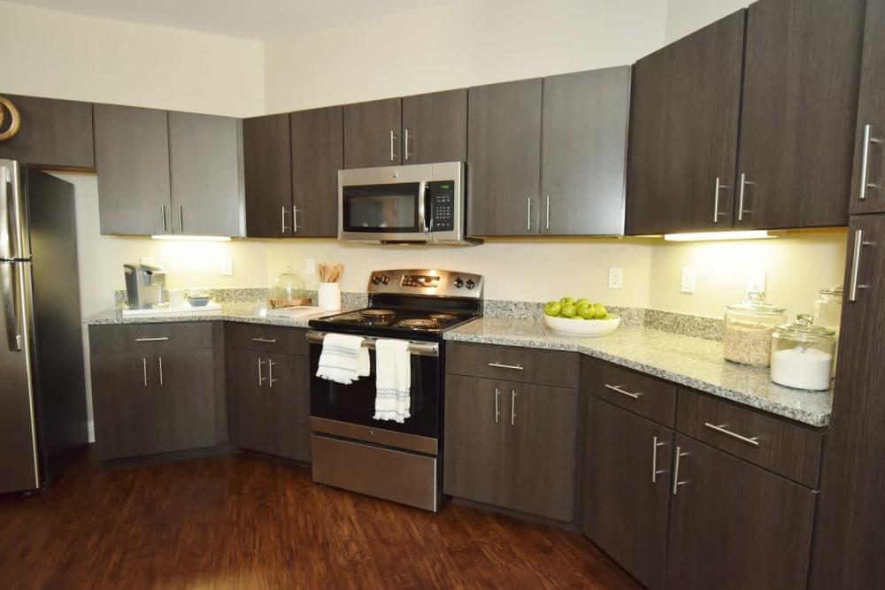 Electric Appliances at The Reserve at Couret Farms Apartments in Lafayette, LA