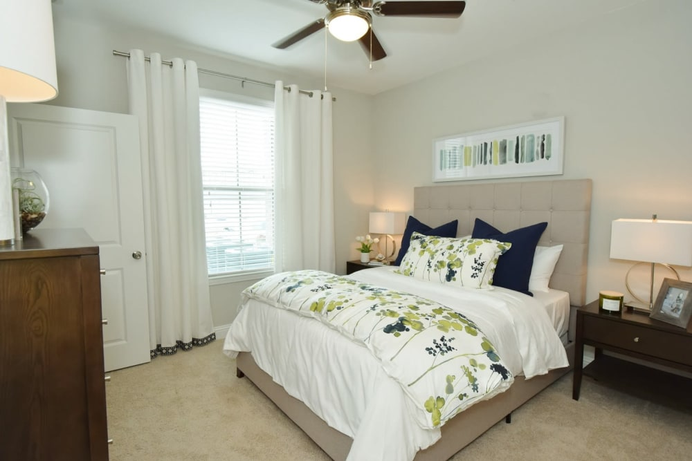 One Bedroom Apartments at The Reserve at Couret Farms Apartments in Lafayette, LA