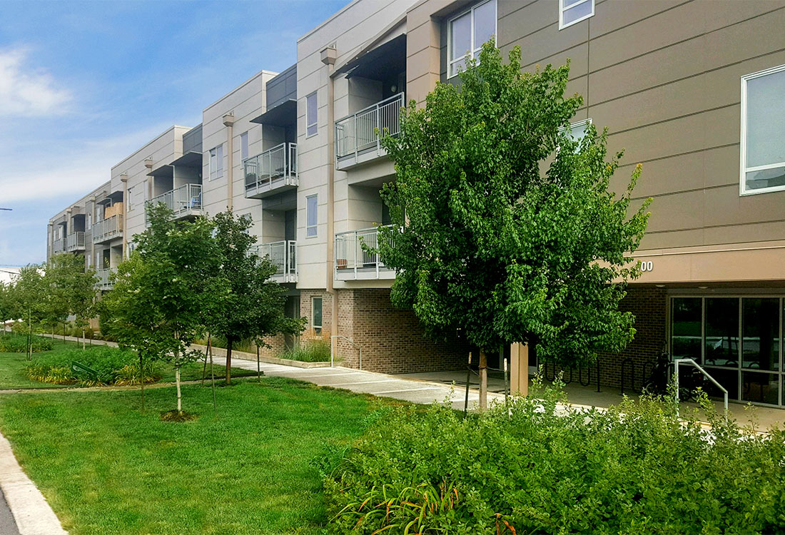 1 & 2 Bedroom Apartments for Rent at CP Lofts in Kansas City, MO.