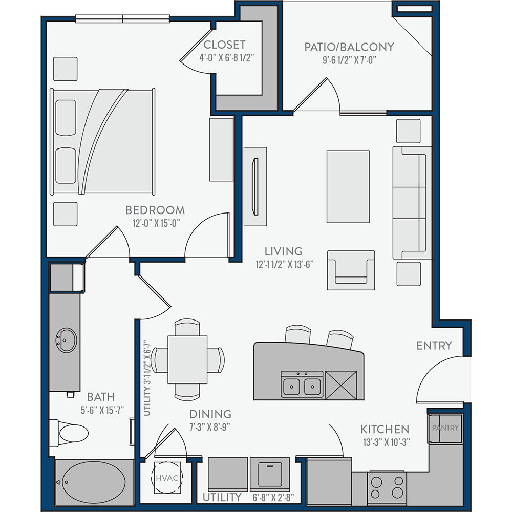 Floorplan - The Myrtle image