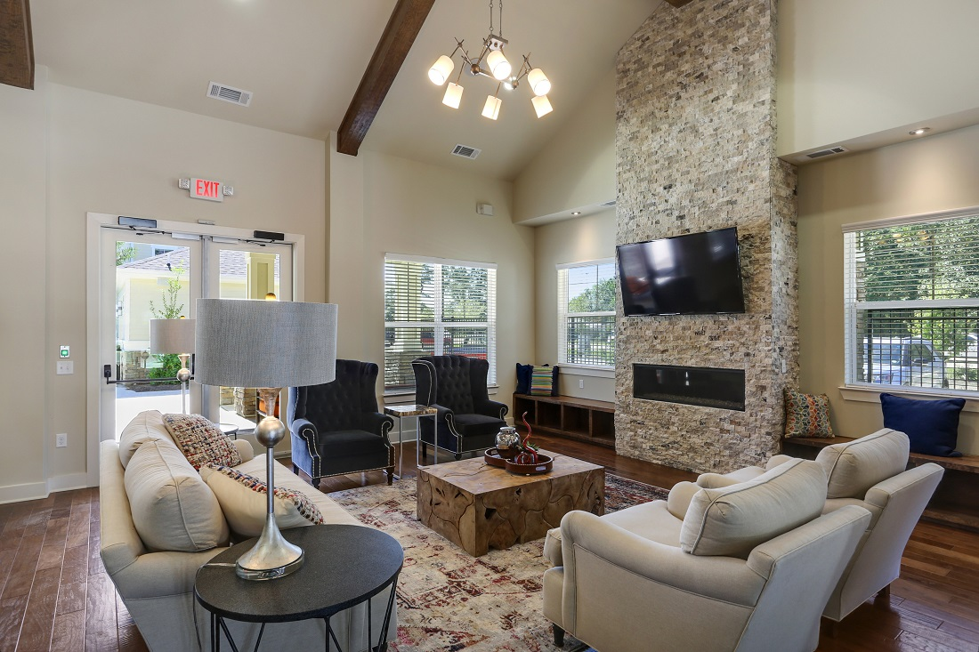 Cozy Living Areas at Creekside Crossing in Walker, Louisiana