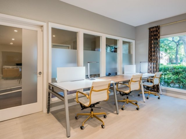 Meeting Space at Crestwood Place Apartments in Fort Worth, TX