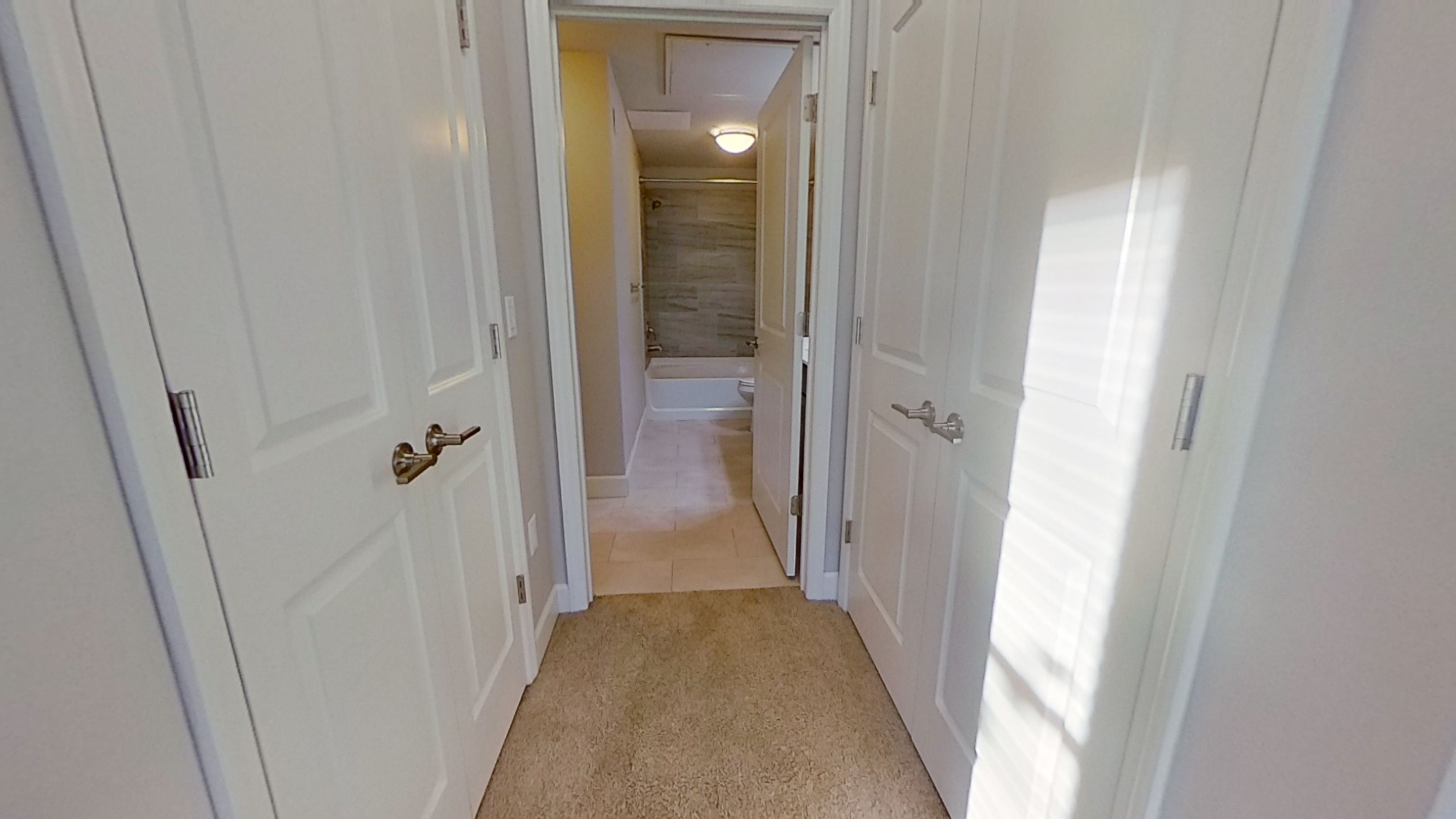 A2 Unit Interior at the Vue at Creve Coeur Apartments in Creve Coeur, MO