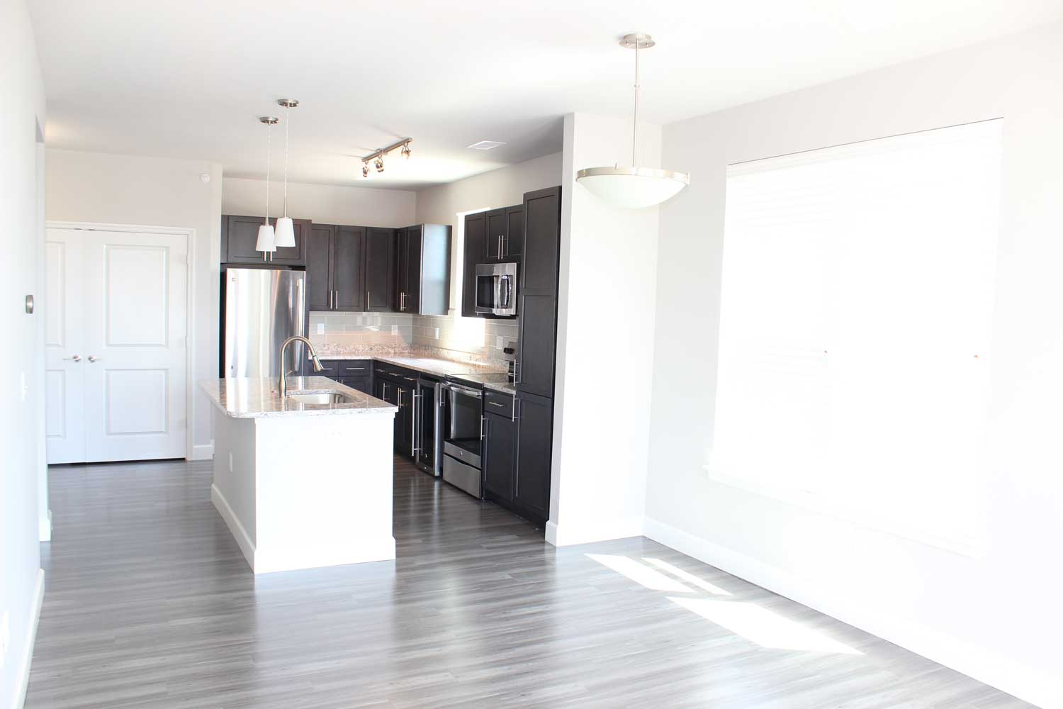 Open Concept Floor Plans at The Vue at Creve Coeur Apartments in Creve Coeur, MO