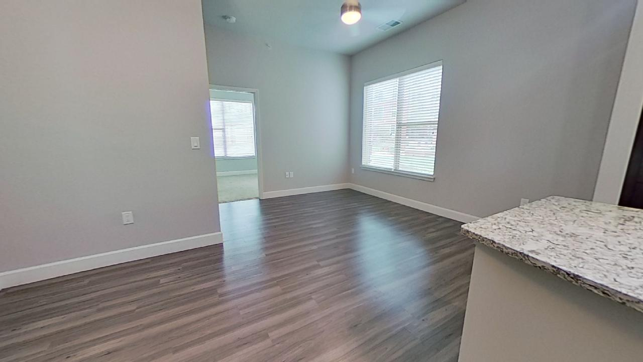 A1 Unit High Ceilings at the Vue at Creve Coeur Apartments in Creve Coeur, MO