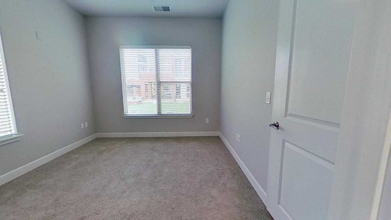 A1 Unit Interior Bedroom at the Vue at Creve Coeur Apartments in Creve Coeur, MO