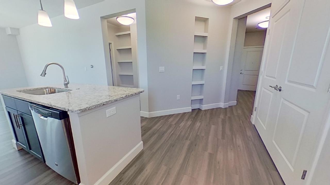 Premium Flooring at the Vue at Creve Coeur Apartments in Creve Coeur, MO
