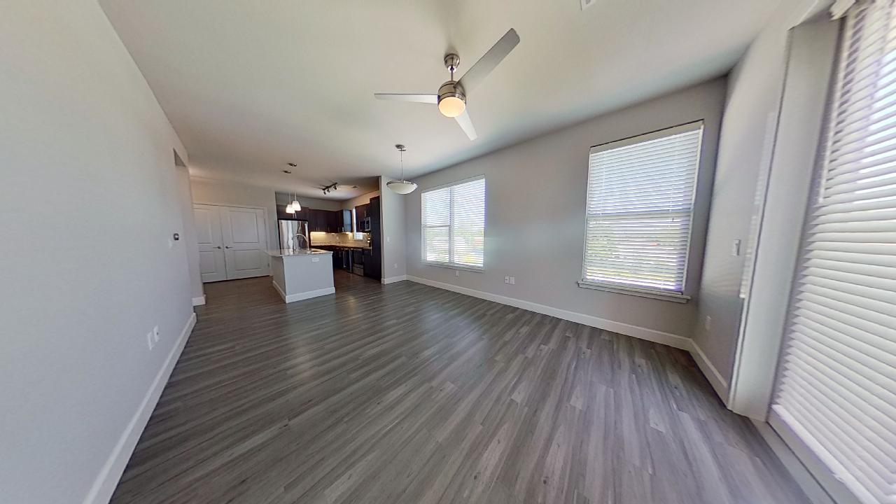 Ceiling Fans at the Vue at Creve Coeur Apartments in Creve Coeur, MO