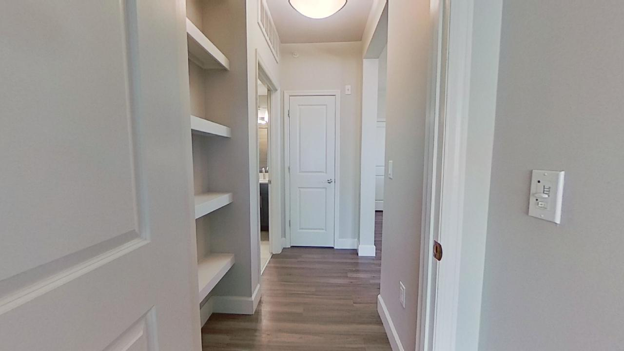 Cabinet Lighting at the Vue at Creve Coeur Apartments in Creve Coeur, MO