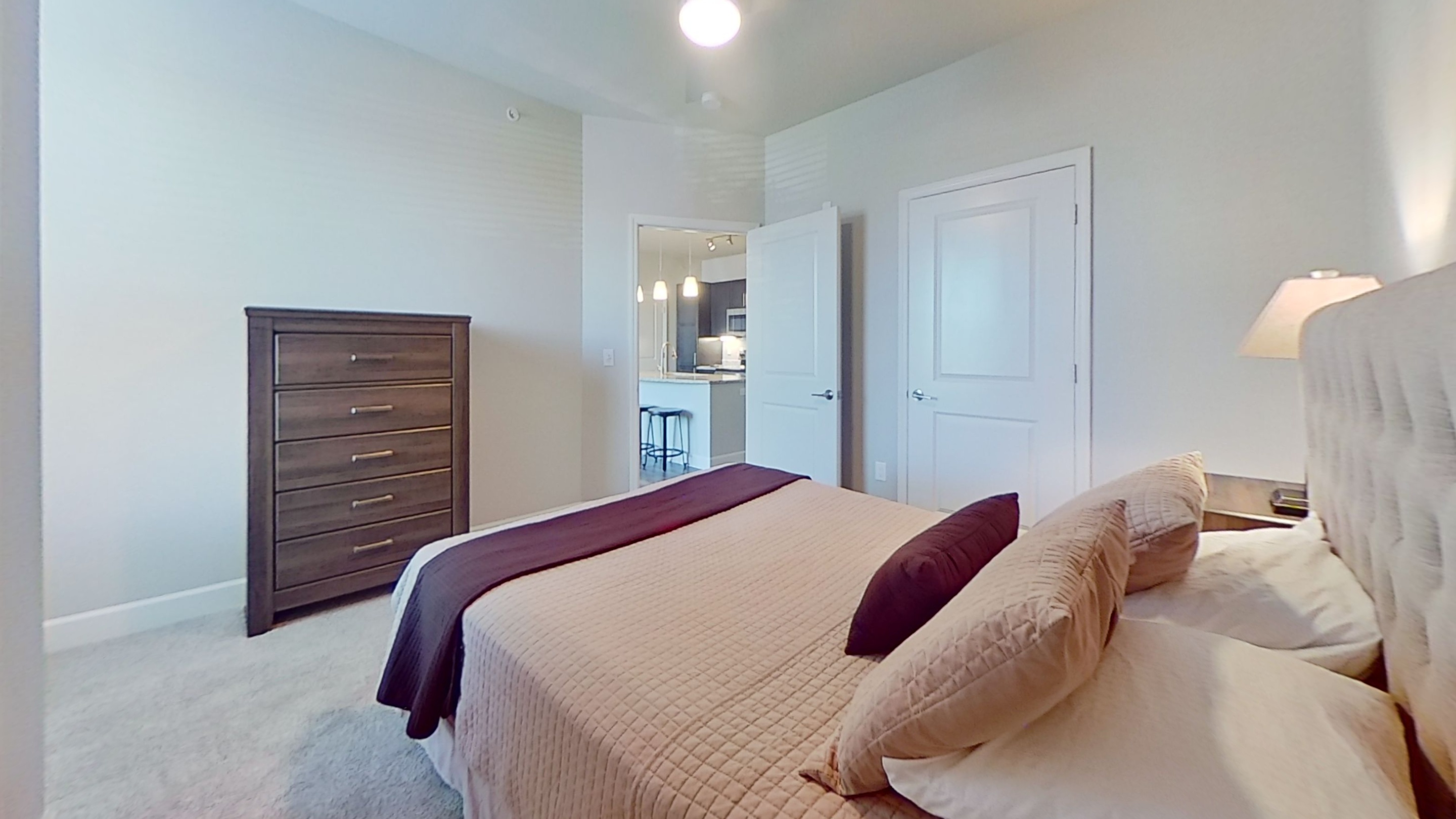 B1 Bedroom at the Vue at Creve Coeur Apartments in Creve Coeur, MO