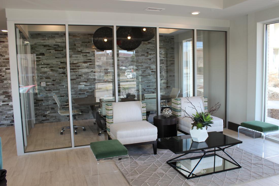 Interior Rendering at the Vue at Creve Coeur Apartments in Creve Coeur, MO