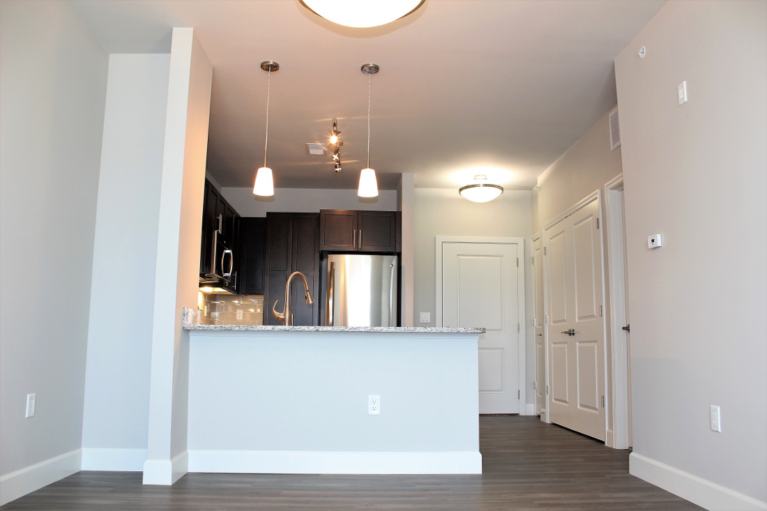 A2 Interior at the Vue at Creve Coeur Apartments in Creve Coeur, MO
