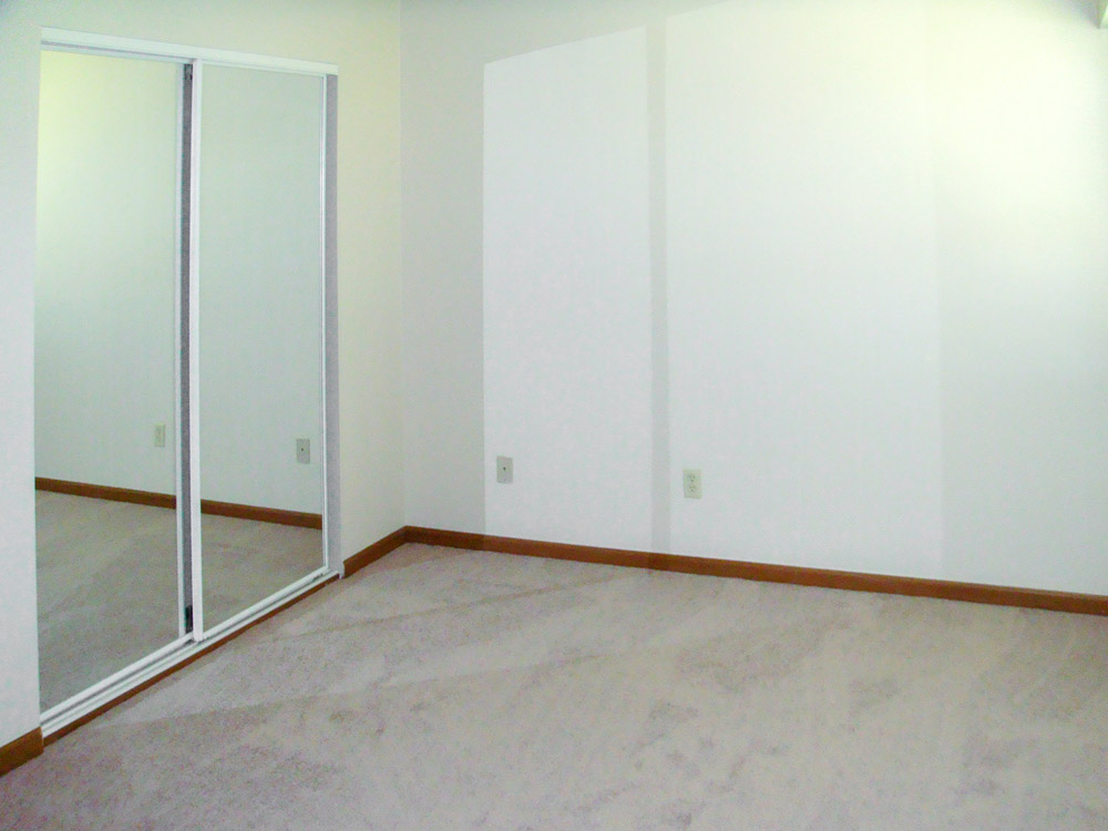 Large Walk-In Closets at Crystal Ridge Apartments in Davenport, IA