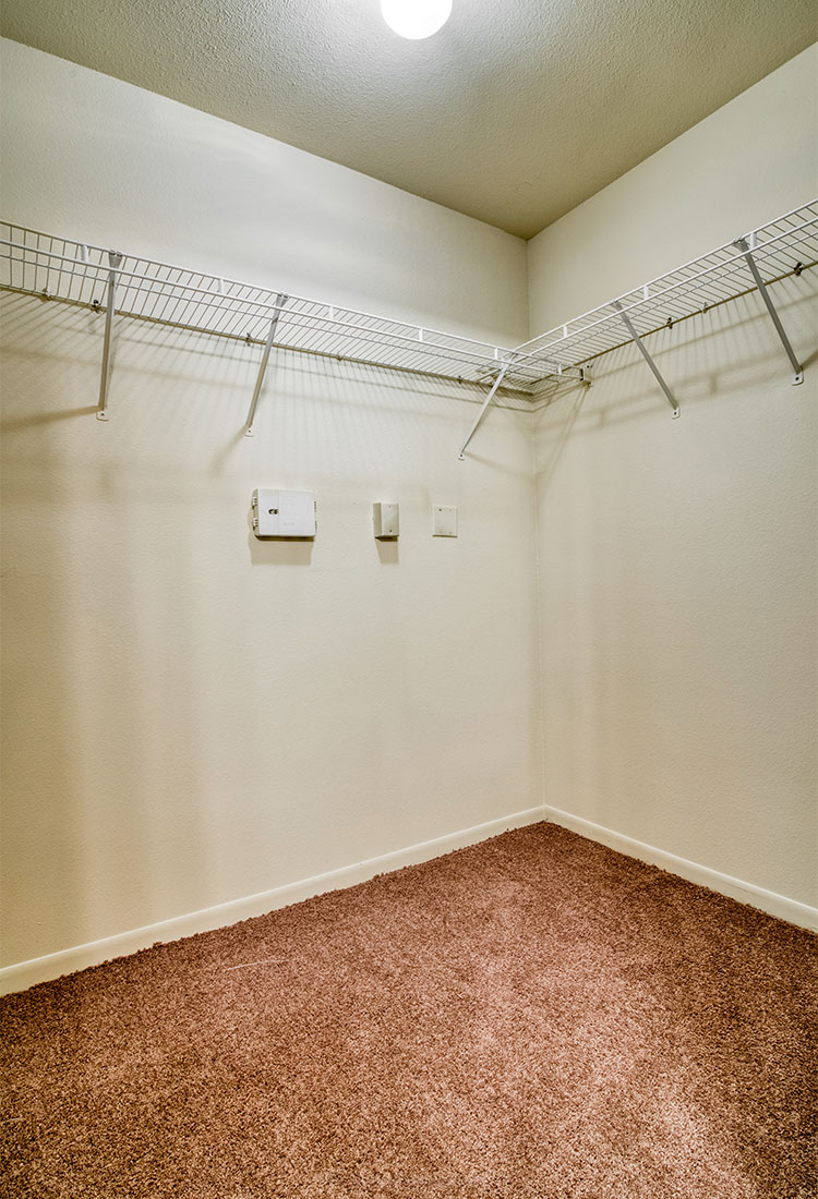 1 & 2 Bedrooms for Rent with Walk-In Closets at Cypress Bend Apartments in West Beaumont, TX