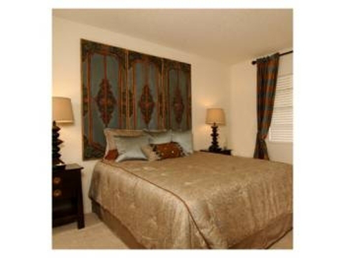 Bedroom at Cypress Trail Apartments in New Port Richey, FL