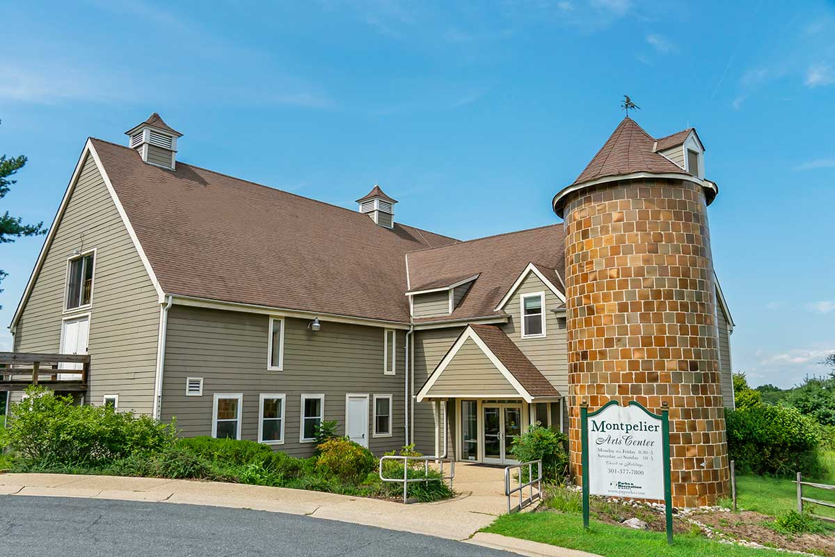 Montpelier Arts Center is 5 minutes from Deerfield Run & Village Square North Apartments