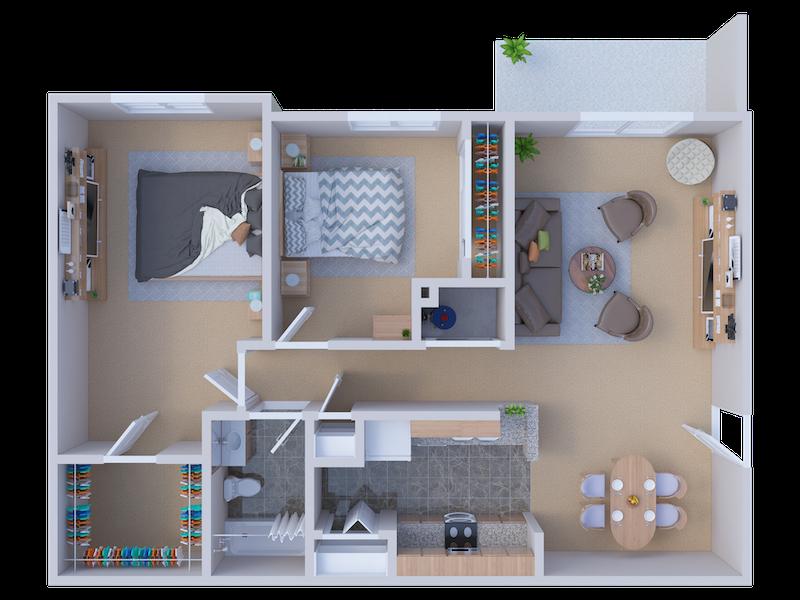 Floorplan - Drakewood image
