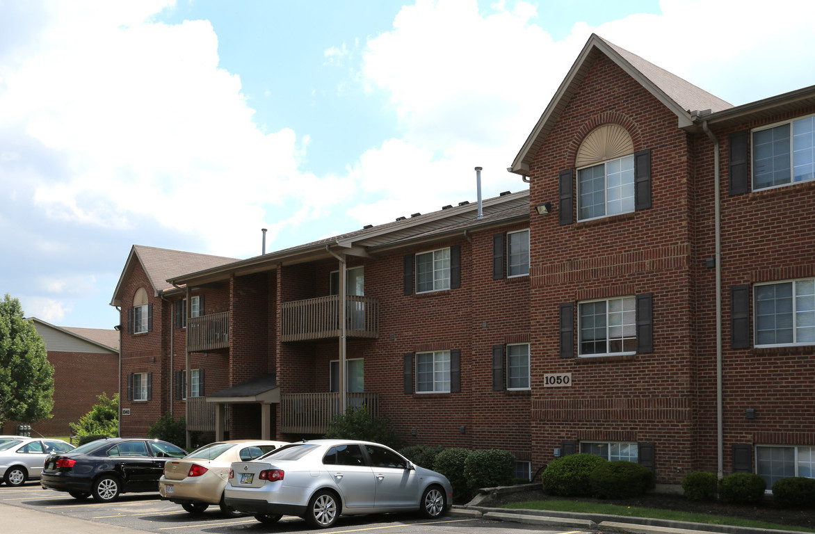 Off-Street Parking at Deer Ridge Apartments in Loveland, Ohio