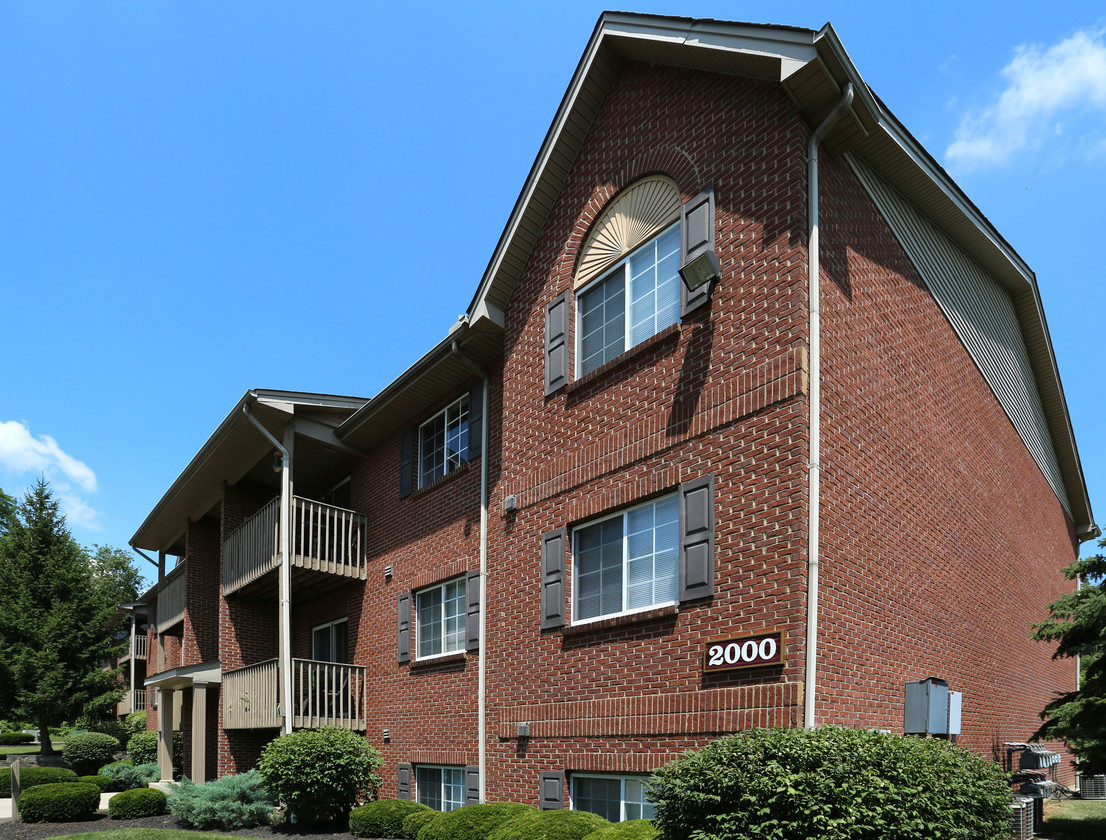 Apartments for Rent in Loveland at Deer Ridge Apartments in Loveland, Ohio