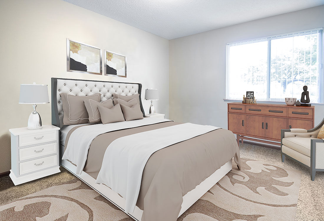 1-Bedroom Apartments at Delaware Crossing Apartments in Ankeny, Iowa