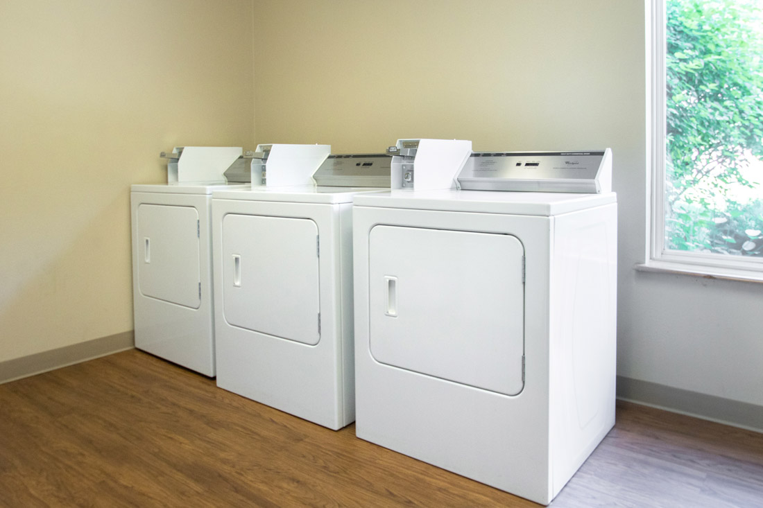 Laundry Facilities at Delaware Crossing Apartments in Ankeny, Iowa