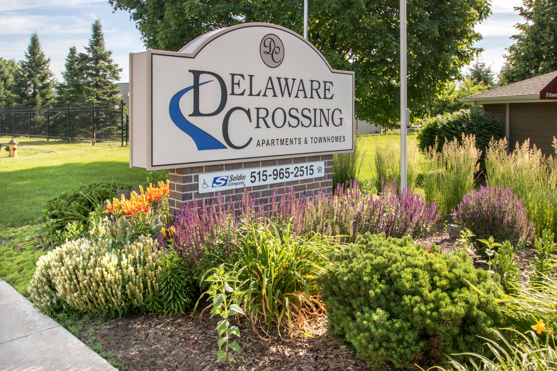 Apartments for Rent in Iowa at Delaware Crossing Apartments in Ankeny, Iowa