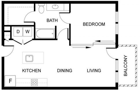 Digit 1919 - Floorplan - Nano