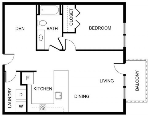 Digit 1919 - Floorplan - Chip