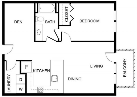 Digit 1919 - Floorplan - Flash