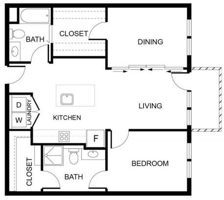 Floorplan - DC1 image