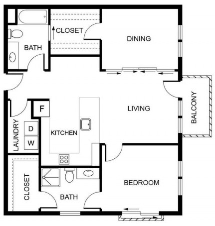 Digit 1919 - Floorplan - DC2