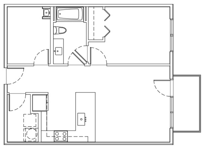 Floorplan - Swift image